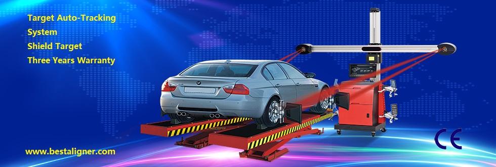 Auto-Tracking Aligner