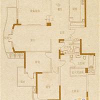 3室2厅2卫  196平米